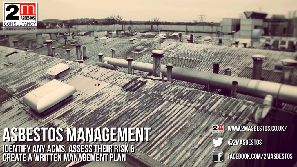 Asbestos management duty manage