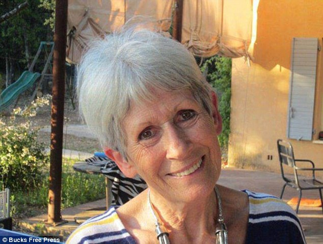 Sue Stephens died in June this year after being diagnosed with malignant mesothelioma.